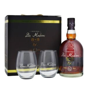 Dos Maderas 5 + 5 PX Rum Review by the fat rum pirate