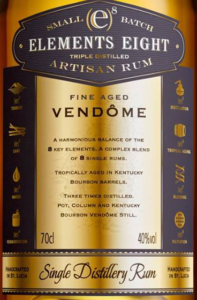 Elements Eight Carl Stephenson interview rum by the fat rum pirate