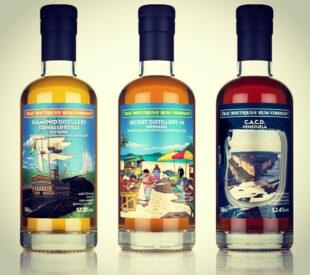 That Boutique-y Rum Company Secret Distillery #4 Grenada
