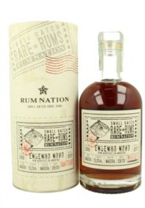 Rum nation Engenho Novo rum review by the fat rum pirate