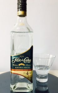 Flor de Cana 4 Extra Seco Rum Review by the fat rum pirate