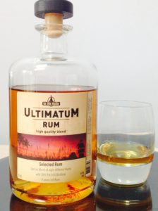 Ultimatum Rum Selected Blend Pot Still Review by the fat rum pirate