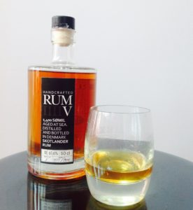 Skotlander Handcrafted Rum V 1,400 SØMIL