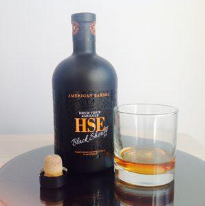 HSE Habitation Saint Etienne Black Sherrif Rum Review by the fat rum pirate
