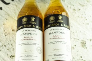Berry Bros & Rudd Hampden 17 Year Old TWB Exclusive Cask #27 rum review by the fat rum pirate