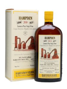 Habitation Velier Hampden HLCF LROK 2010 rum review by the fat rum pirat