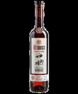 Sol Tarasco Extra Aged Charanda Hongos rum review by the fat rum pirate