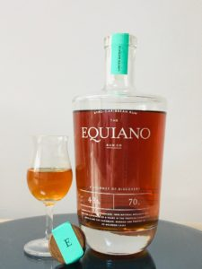 The Equiano Rum Co. Afro-Caribbean Rum Review by the fat rum pirate