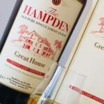 Hampden Great House Distillery Edition Rum review by the fat rum pirate