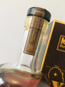Mount Gay XO Triple Cask Blend rum review by the fat rum pirate