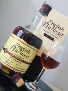 English Harbour Antigua Rum Port Cask Finish Rum Review by the fat rum pirate