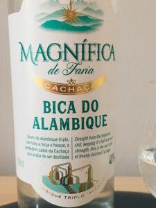 Magnifica de Faria Bica do Alambique Cachaca Rum Review by the fat rum pirate