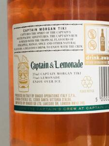 Captain Morgan Tiki Pineapple and Mango Rum Revew by the fat rum pirate