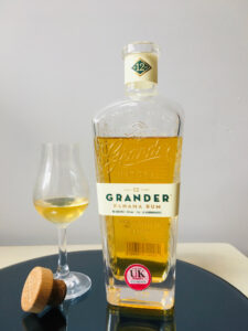 Grander Panama Rum Aged 12 Years rum review by the fat rum pirate