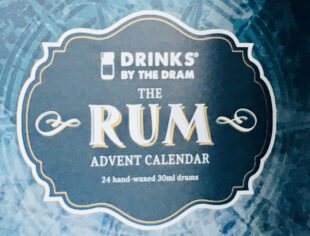 The Rum Advent Calendar - Drinks by the Dram by the fat rum pirate