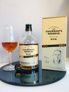Chairman's Reserve Legacy Rum review by the fat rum pirate