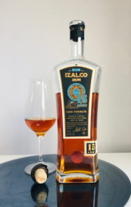 Ron Izalco Rum Cask Strength Aged 15 Years review by the fat rum pirate