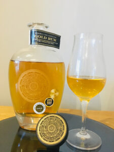 Rosemullion Distillery Gold Rum review by the fat rum pirate