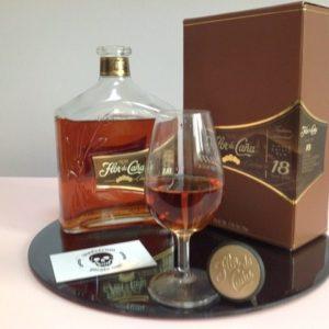 Flor de Cana 18 Centenario Rum Review by the fat rum pirate
