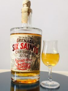 Six Saints Caribbean Rum Review by the fat rum pirate
