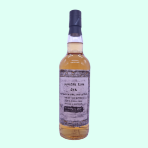 Jamaican Rum JHK Thompson Bros rum review by the fat rum pirate