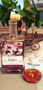 Rum Exchange Jamaica St Catherine 5 Year Old Ruby Port Finish rum review by the fat rum pirate
