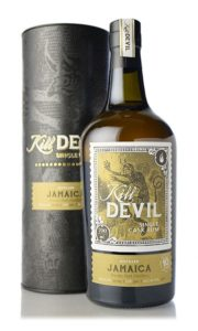 KILL DEVIL JAMAICA worthy park 10 year old rum review by the fat rum pirate