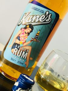 Kane's Golden Rum Review by the fat rum pirate