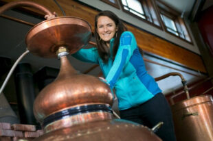 An Interview with Karen Hoskin - Montanya Distillers by the fat rum pirate