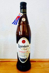 Legendario Elixir de Cuba Rum review by the fat rum pirate
