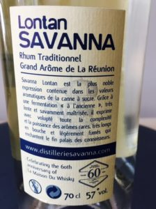 Lontan Savanna Arome Grand Rum Review by the fat rum pirate