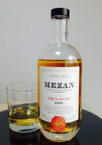 Mezan Trinidad 1999 Rum Review by the fat rum pirat
