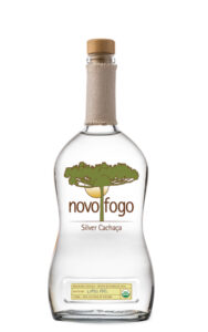 Novo Fogo Silver Cachaca rum review by the fat rum pirate