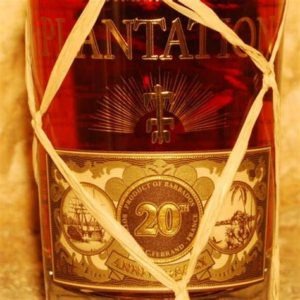 Plantation XO Barbados 20th Anniversay Rum Review by the fat rum pirate