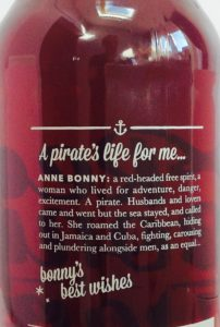 Red Bonny Dark Rum Review by the fat rum pirate