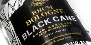 Bologne Black Cane Rum Review by the fat rum pirate