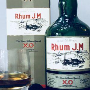 Rhum JM XO Agricole Rhum Rum Review by the fat rum pirate