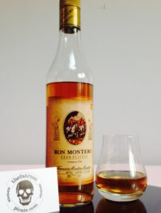 Ron Montero Gran Reserva Rum Review by the fat rum irate