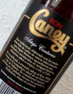Ron Caney Anejo Centuria Rum Review by the fat rum pirate