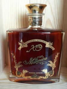 Ron Millonario XO rum review by the fat rum pirate