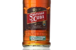 Santiago de Cuba Anejo rum review by the fat rum pirate