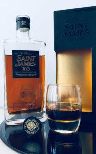 Saint James XO Rum Rhum Review by the fat rum pirate