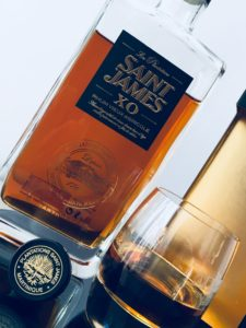 Saint James XO Rhum Vieux Agricole Rum review by the fat rum pirate