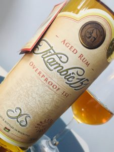 Tilambic 151 Overproof Aged Rum review by the fat rum pirate
