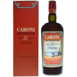 Velier Caroni 100% Trinidad Rum Aged 21 Years Rum Review by the fat rum pirat