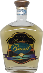 Cachaca Alambique Brasil Carvalho e Amburana review by the fat rum pirate