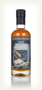 That Boutique-y Rum Company C.A.C.D Venezuela rum review by the fat rum pirate
