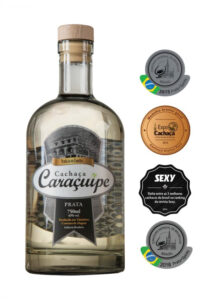 Cachaca Caracuipe Prata Rum Review by the fat rum pirate