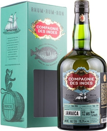 Compagnie des Indes New Yarmouth Denmark Rum Review by the fat rum pirate
