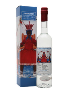 Clairin Sonson 2018 rum revew by the fat rum pirate